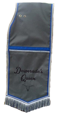 Desperado's Queen - Horse Serapes - SS Chaps